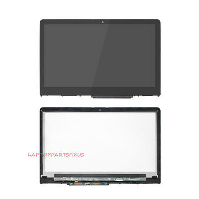 15.6 HP Pavilion x360 15-BR052OD 15-BR018NA LCD Touch Screen Assembly 925711-001