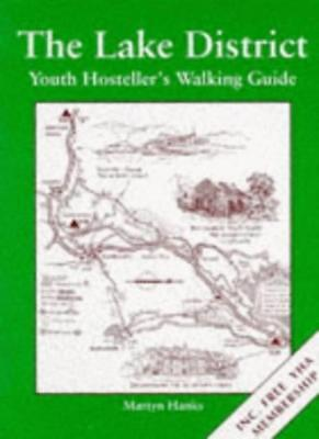 The Lake District: Youth Hosteller's Walking Guide (Landmark Visitor Guide)-Lin