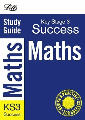 Revise KS3: Mathematics: Complete Study & Revision Guide (Letts Key Stage 3 S.
