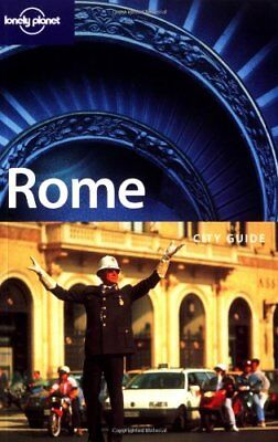 Rome (Lonely Planet City Guides)-Duncan Garwood, Kristin Kimball