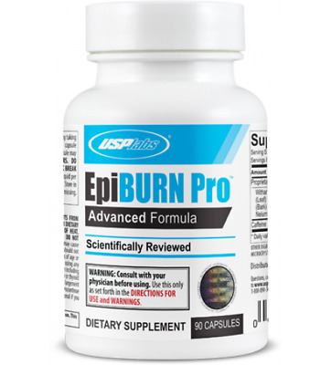 USP Labs EpiBURN Pro Advanced Thermogenic 90 Caps NEW FAST SHIPPING