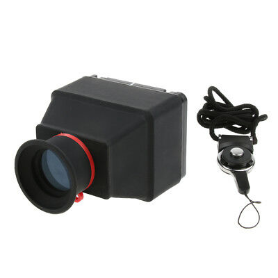 "Camera Viewfinder Magnifier 3.0"" & 3.2"" Screen 3X Reduce Light Reflection"