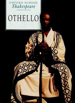 Othello (Oxford School Shakespeare)-William Shakespeare, Roma Gill