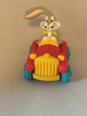 Vintage Warner Brothers Bugs Bunny Stretch Car Toy, 1992