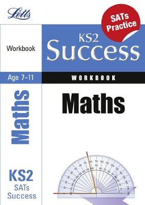 Maths: Revision Workbook (Letts Key Stage 2 Success)-Paul Broadbent, Lynn Huggi