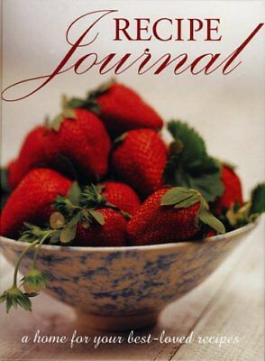 Recipe Journal (Cookery)-unknown
