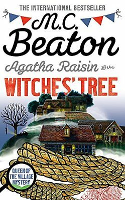 Agatha Raisin and the Witches' Tree-M.C. Beaton, 9781472117366