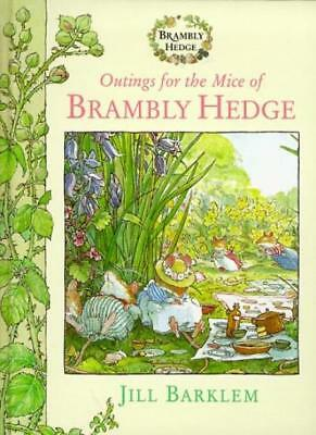 """Outings for the Mice of Brambly Hedge: """"Spring Story"""", """"High Hills""""-Jill Barkle"""