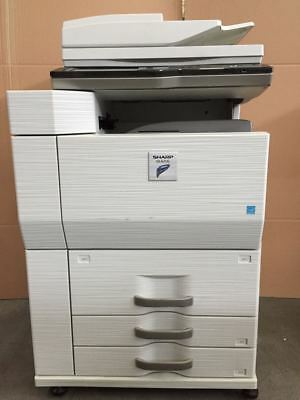 NEW Sharp MX M753N Black and White Copier NEW