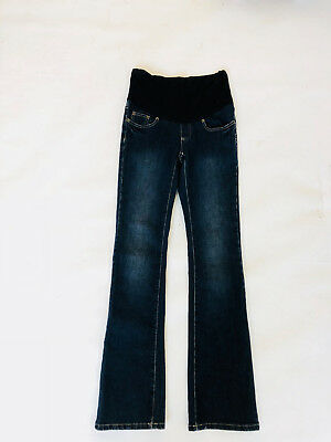 STOCK CLEARANCE Ripe Maternity Bootcut Jeans (Size XS)