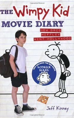 The Wimpy Kid Movie Diary: How Greg Heffley Went Hollywood (Di ..9780141339658