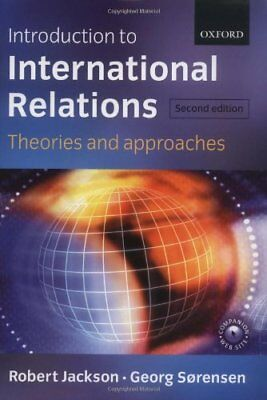 Introduction to International Relations: Theories and Approaches-Robert Jackson