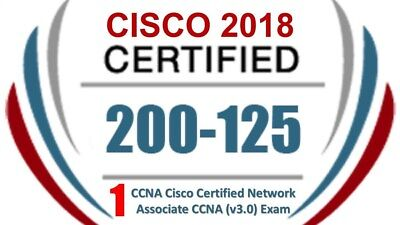 Exam 200-125 CCNA Cisco Certified Network Associate Practice Test Q&A PDF