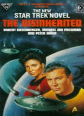 The Disinherited (Star Trek)-Robert Greenberger, Peter David, Michael Jan Fried
