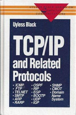 TCP/IP and Related Protocols (The McGraw-Hill series on computer communicatio.