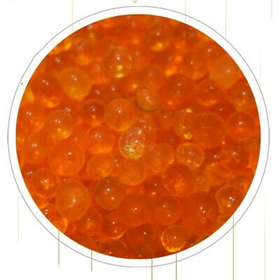 500G Replacement Desiccant Indicating Silica Gel Beads for Drawer, Camera Orange