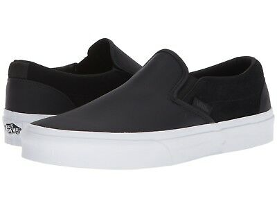 Vans Classic Slip On Shoe Surplus Nylon Black Skate Shoes Men s Size 11.5 4fa6a66b9