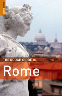 The Rough Guide to Rome (Rough Guide Travel Guides)-Martin Dunford,Rough Guide