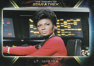 Star Trek: Women of Star Trek  2010  Trading Card Set (81 Cards)
