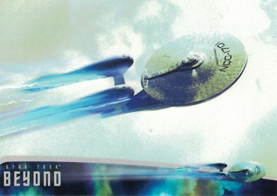 Star Trek Beyond Movie 2017 Trading Card Set (85 Cards )