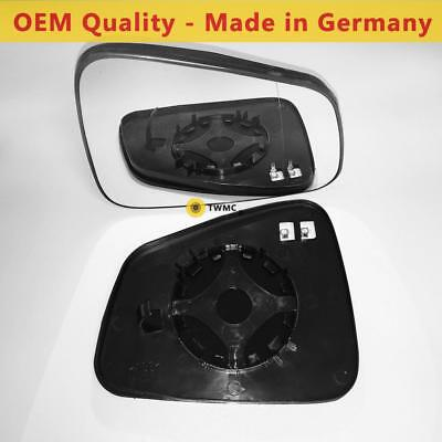 Vauxhall Mokka Wing Mirror With base Heated, Wide Angle RIGHT HAND 2013 to 2016