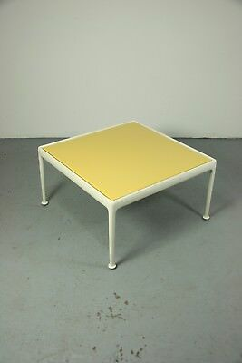 """Knoll International """"leissure collection"""" side table, design Richard Schultz"""