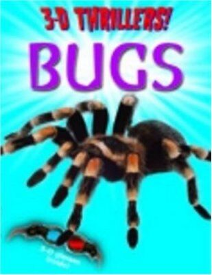 3D Thrillers: Bugs (3D Thrillers)-Paul Harrison