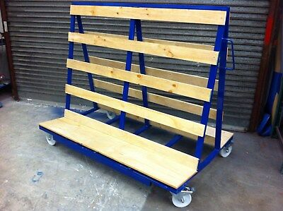 Glass Handling Trolley-Made To Order