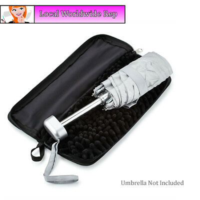 Avon Umbrella Drying Pouch // Zip Super-absorbent, Microfibre Lining