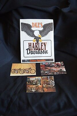 Dales Harley-Davidson - Wheels Through Time Museum Misc 1994
