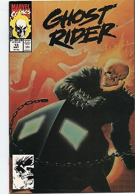 Ghost Rider #13 ~ VERY FINE VF ~ (1991, Marvel Comics)