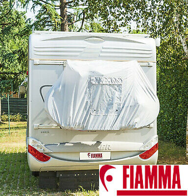 FIAMMA Bike Cover S For 2-3 Bikes with Sign Pocket Motorhome/Camper | 04502E01
