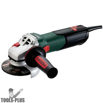 """Metabo 600371420 4-1/2"""" Angle Grinder w/ Quick Wheel Change System New"""