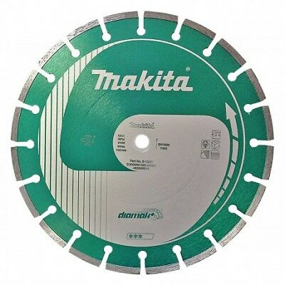 Disque diamanté MAKITA B-13281 DIAMAK Plus (Ø300 x 20mm)