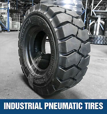18x7-8 18x7x18 12pr Duramax D500 Forklift Tires (2 Tires and Tubes)