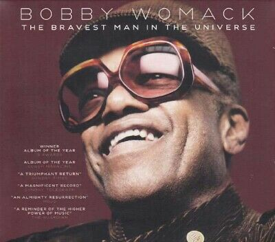 Bobby Womack - The Bravest Man In The Universe - XL/Beggars 967092 - (CD / Titel