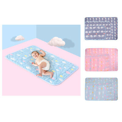 Baby Changing Pad Foldable Travel Toddler Diaper Mat Infant Waterproof Nappy