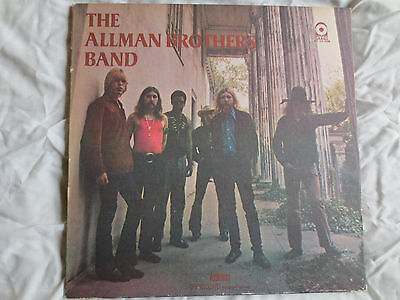 The Allman Brothers debut album 1969