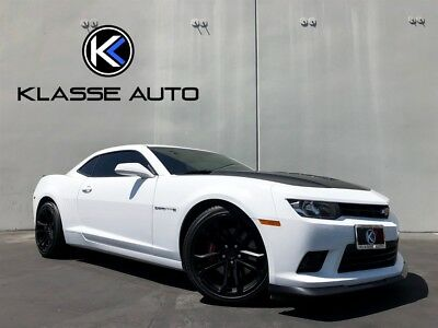 Camaro SS 2014 Chevrolet Camaro SS 6 Speed Coupe Upgraded Exhaust Intake and Cams Must See