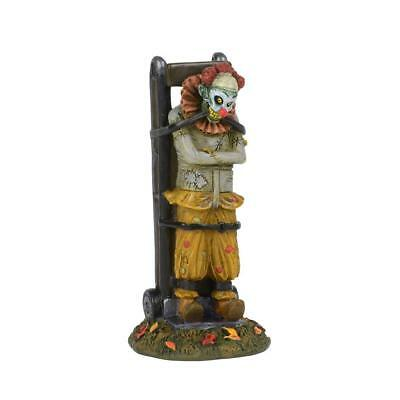 Jokes Over Dept 56 Snow Village Halloween 6000669 accessory scary clown creepy A