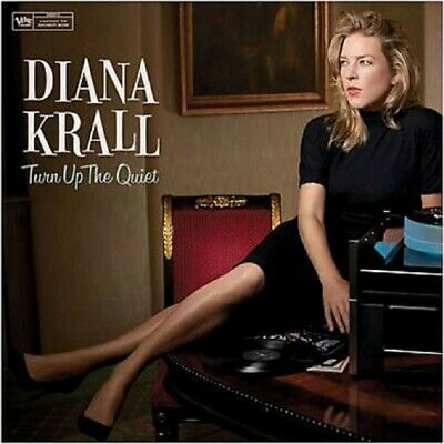 Diana Krall - Turn Up The Quiet (Musik-CD)