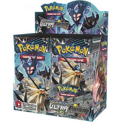 Pokemon Ultra Prism 1 Booster New Sealed TCG SHIPS TODAY