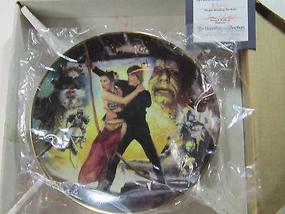 Star Wars Return of the Jedi Hamilton Collection plate first one made