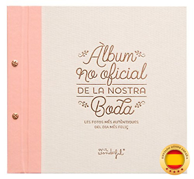 Mr. Wonderful Álbum no oficial de la nostra boda