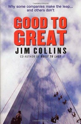 Good to Great-Jim Collins
