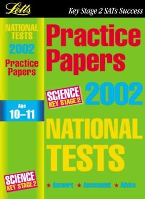 KS2 National Test Practice Papers: Science: Science Key stage 2 (Key Stage 2 .