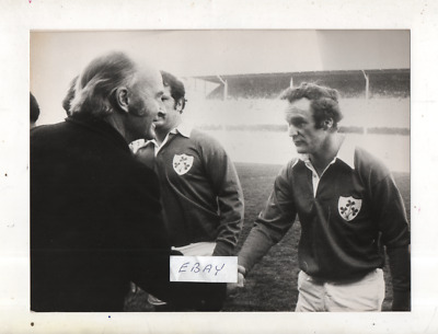 MIKE GIBSON, 63rdCAP , RUGBY UNION ,ORIGINAL PRESS PHOTO  1978