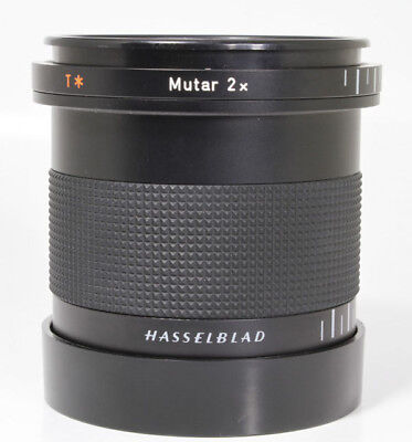 Hasselblad Carl Zeiss T* Mutar 2x Lens **EXCELLENT+** Condition