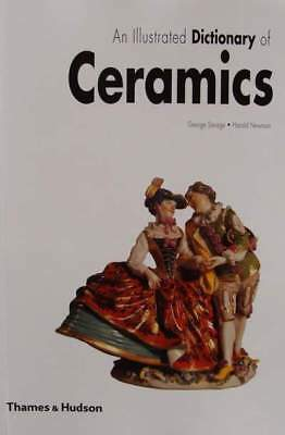 BOEK/LIVRE : An Illustrated Dictionary of Ceramics (antiek keramiek,porselein
