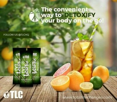 IASO TEA - 1 X Week Supply *Detox/Weight Loss* UK